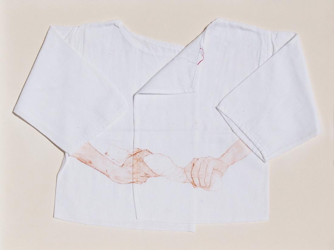 gravure sur tissu