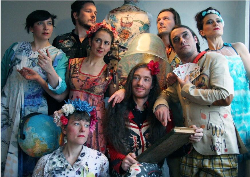 costumes peints bringuebal