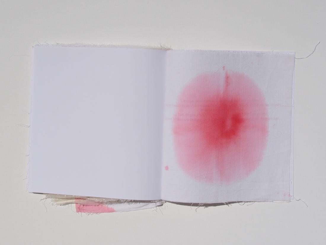 livre textile récit de règles