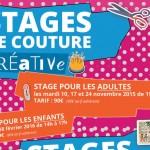 des stages créatifs